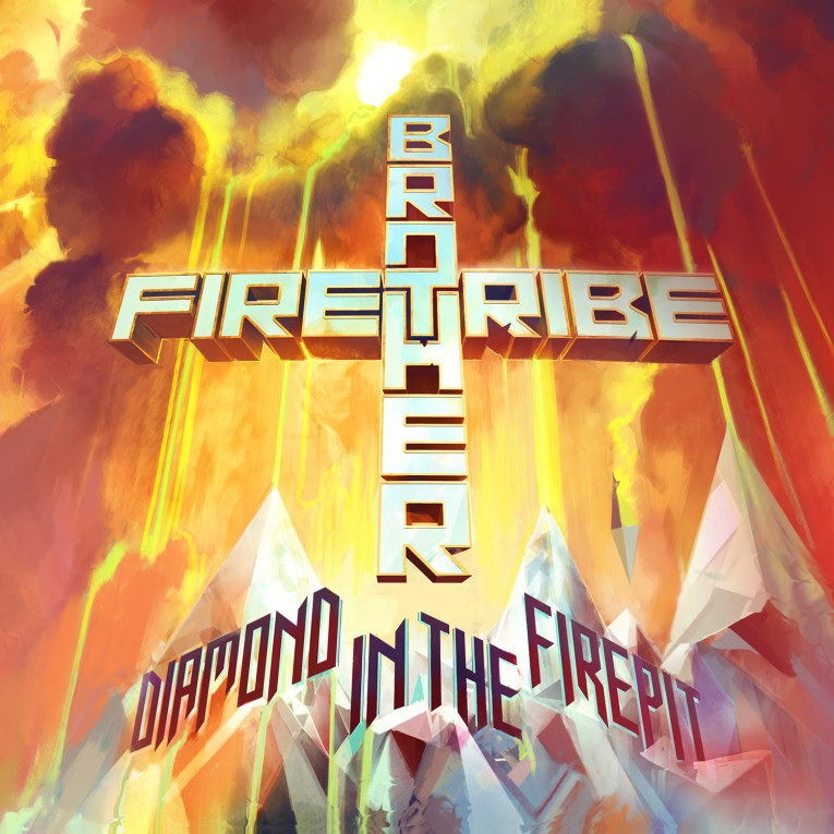 Album Diamonds in the Firepît par BROTHER FIRETRIBE