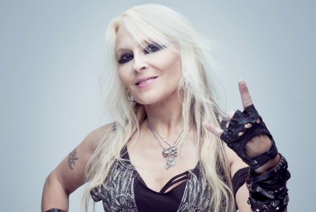 DORO, l'interview promo de ''Forever Warriors / Forever United''