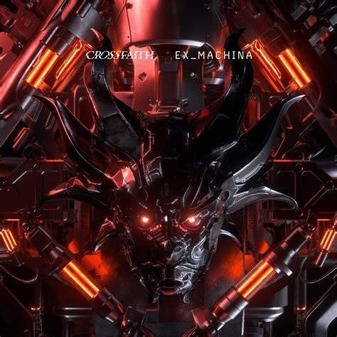 Album Ex Machina par CROSSFAITH
