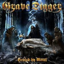 GRAVE DIGGER, l'i nterview promo de ''Healed By Metal''