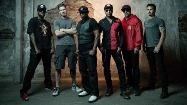 Album  par PROPHETS OF RAGE