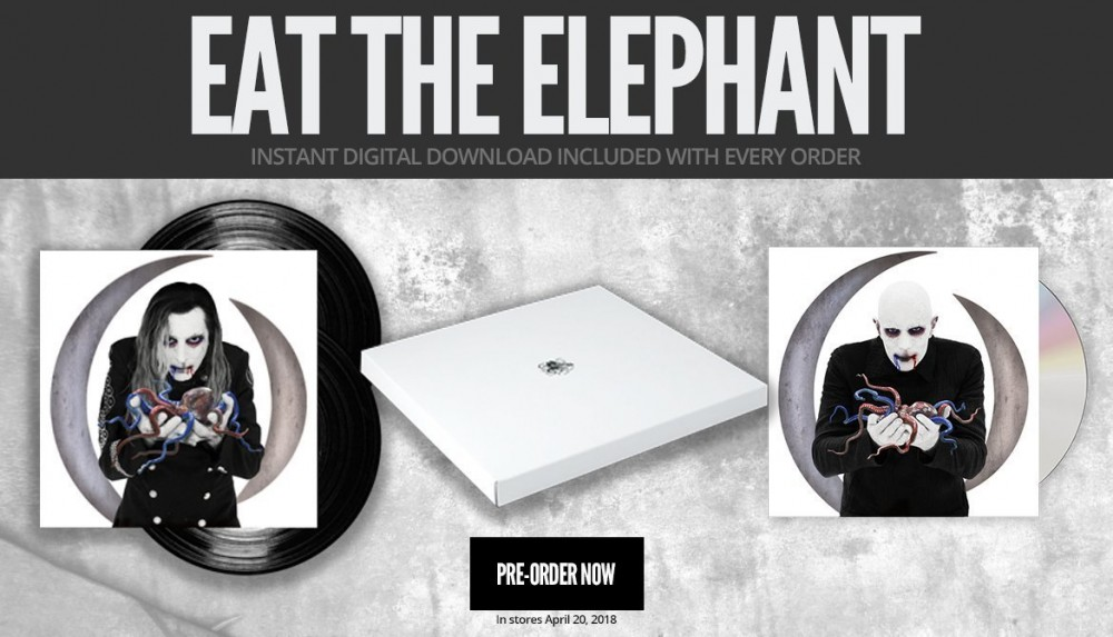 A PERFECT CIRCLE : Nouvel album annoncé ''Eat The Elephant'' et nouveau single!