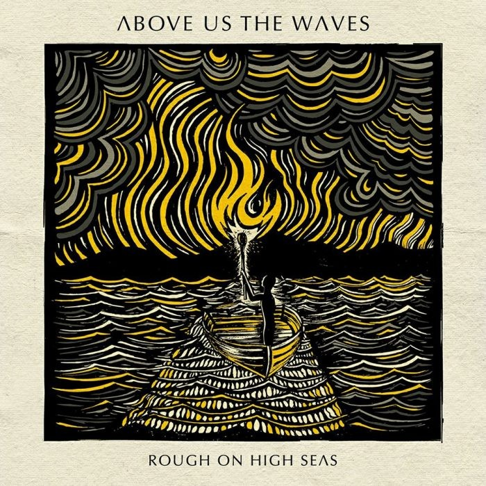 ABOVE US THE WAVE sort un nouvel extrait de son prochain album !
