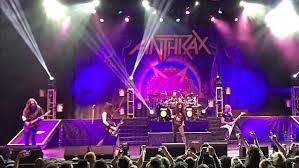 ANTHRAX : un cover de KANSAS ''Carry On Wayward Son'' en live!