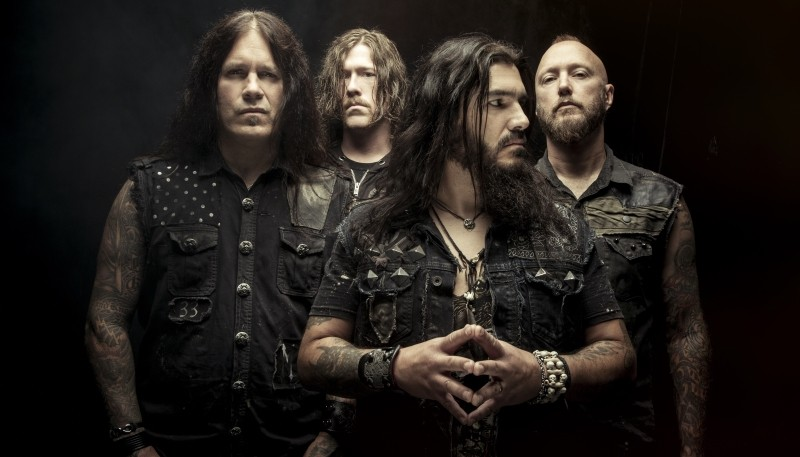''Bastards'', la nouvelle chanson de Machine Head