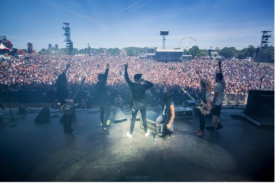 BETRAYING THE MARTYRS : nouveau clip Live, Hellfest 2017 !