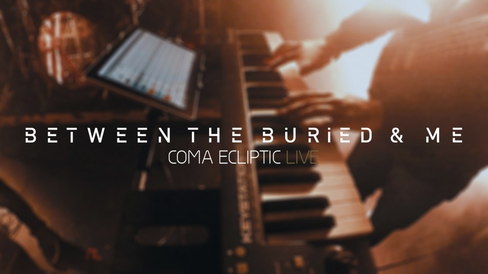 BETWEEN THE BURIED AND ME : Nouvelle vidéo live!