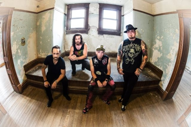 BLACK STONE CHERRY : un nouvel extrait disponible !