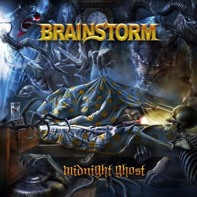 BRAINSTORM : Nouvel album en septembre !