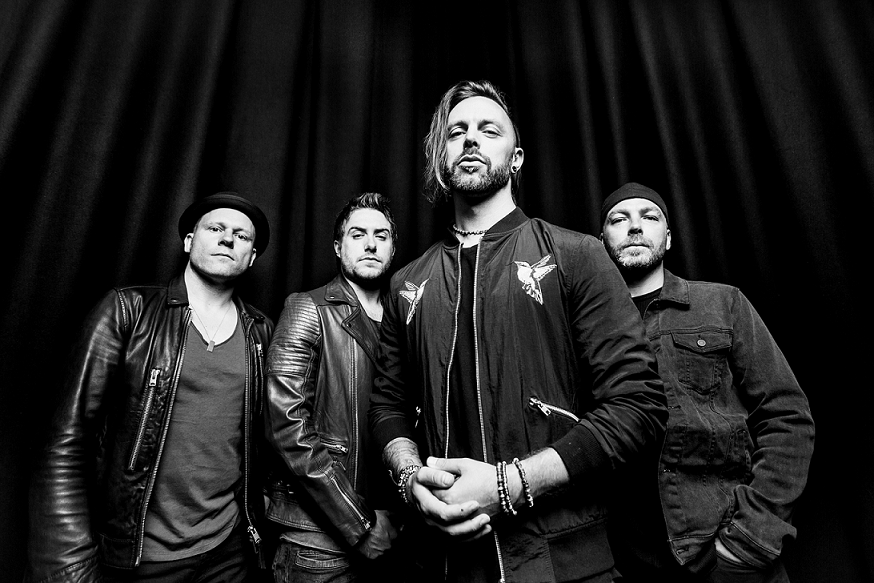 BULLET FOR MY VALENTINE sort un nouveau titre !