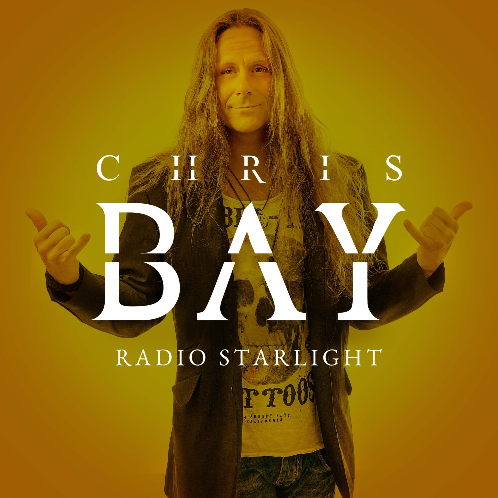CHRIS BAY : Album solo en marge de FREEDOM CALL !