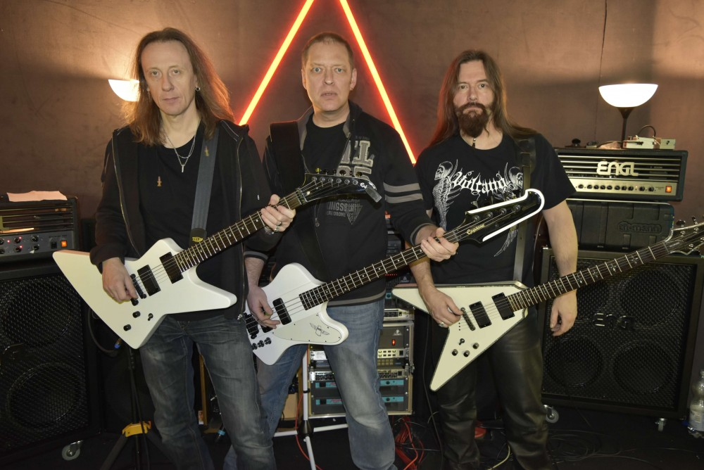 CREMATORY : Nouvel album en avril 2018!