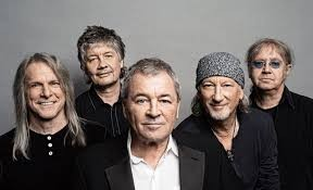 DEEP PURPLE : La légende rock sera à PAUSE GUITARE en 2018 !
