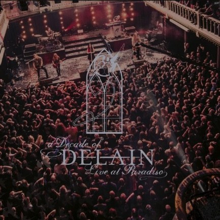 DELAIN : ''A Decade of Delain: Live at Paradiso'' le DVD Live enfin disponible!