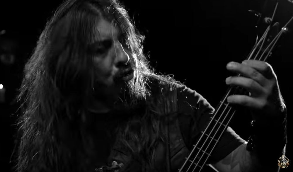 ''Devouring Faith'', le nouveau clip de Krisiun issu de ''Scourge Of The Enthroned''