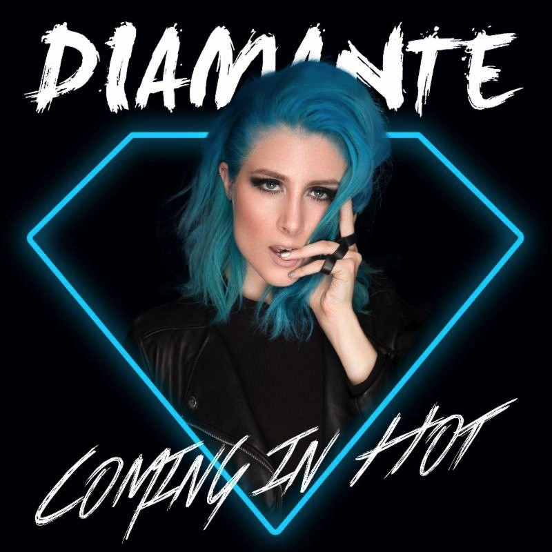 "DIAMANTE : nouveau single ""COMING IN HOT"""