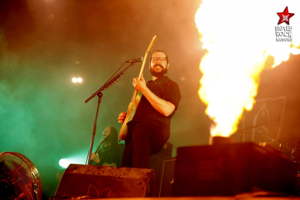 EMPEROR, en direct du Hellfest, @Temple, 18 juin 2017