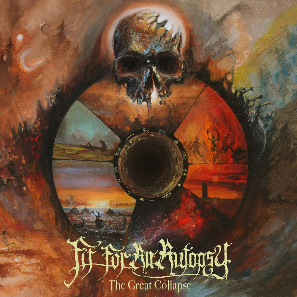 FIT FOR AN AUTOPSY, sortie du 4ème album