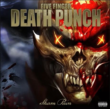 Five Finger Death Punch continue de dévoiler des extraits de son prochain album, ''And Justice For None''