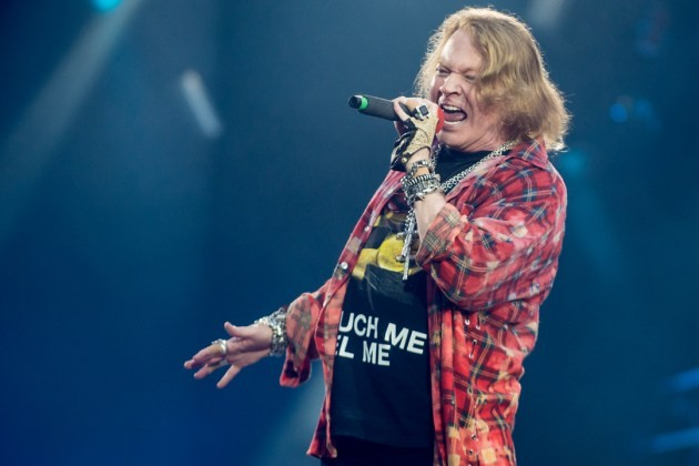 GUNS'N'ROSES, un nouvel album en perspective ?