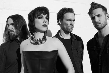 HALESTORM sort un premier single !