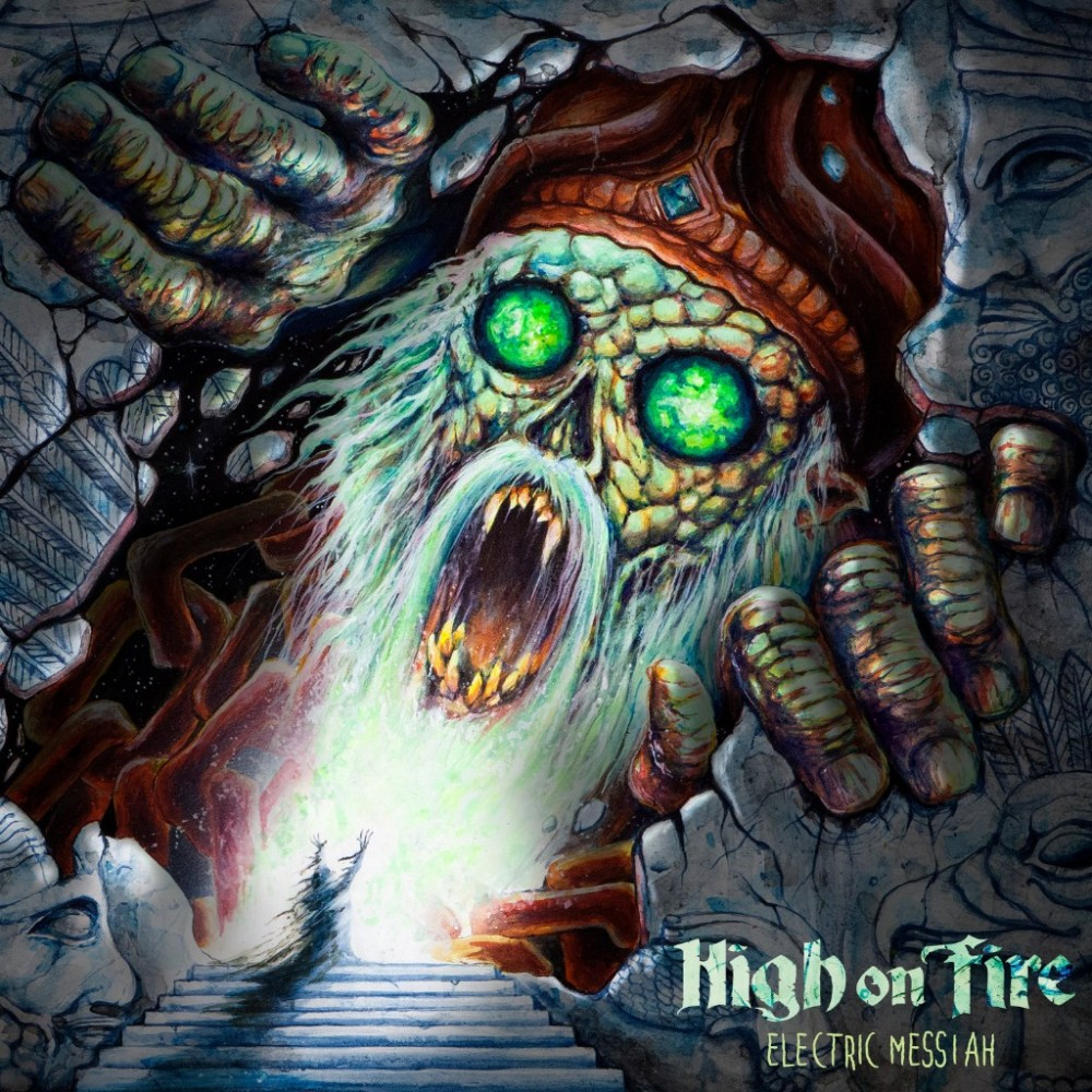HIGH ON FIRE : nouvel album annoncé !
