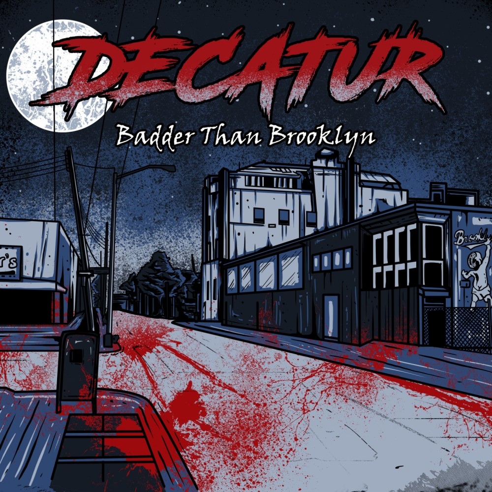 Joe Duplantier (Gojira) aux commandes de la production de l'album de Decatur