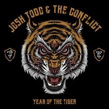 JOSH TODD & THE CONFLICT : Dévoilent un nouveau clip ''YEAR OF THE TIGER''!