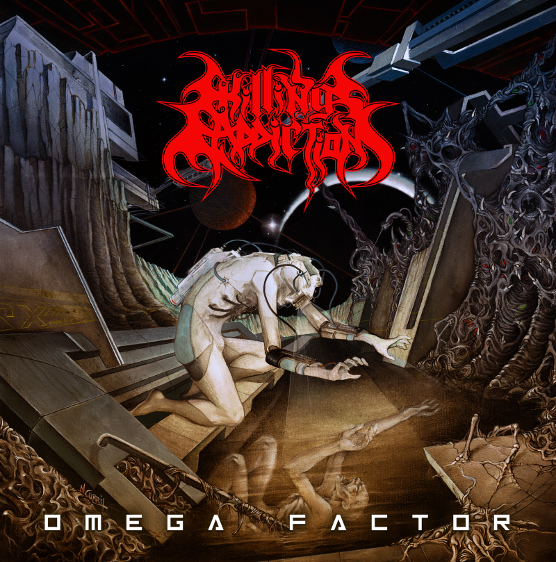 Killing Addiction, une lyrics video pour la réédition de ''Omega Factor''