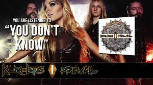 KOBRA AND THE LOTUS, nouveau clip video !