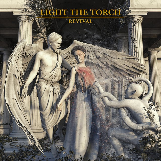 LIGHT THE TORCH (ex-DEVIL YOU KNOW) sort son nouvel album aujourd'hui !