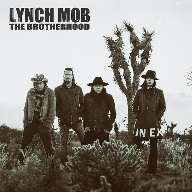 LYNCH MOB : Nouvel album ''The Brotherhood'', publié par Rat Pak Records.