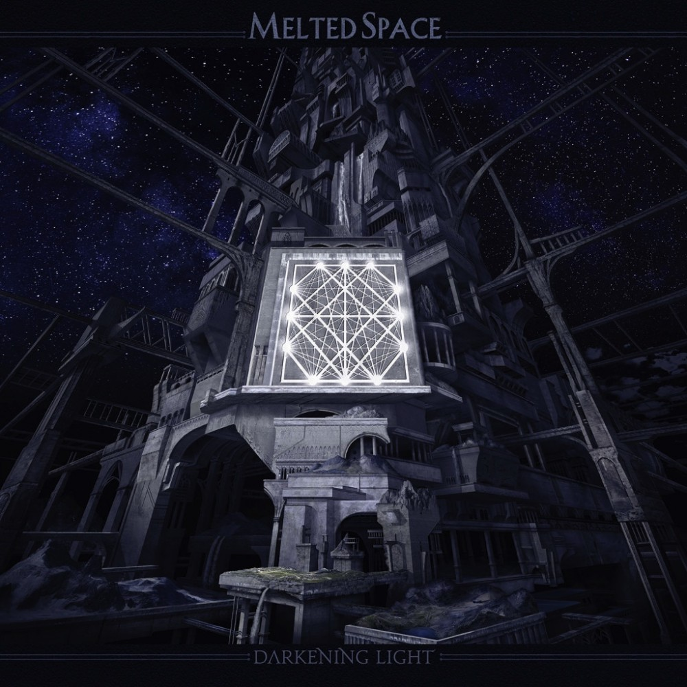 MELTED SPACE : Lyric vidéo '' THE DAWN OF MAN (I'M ALIVE!)''