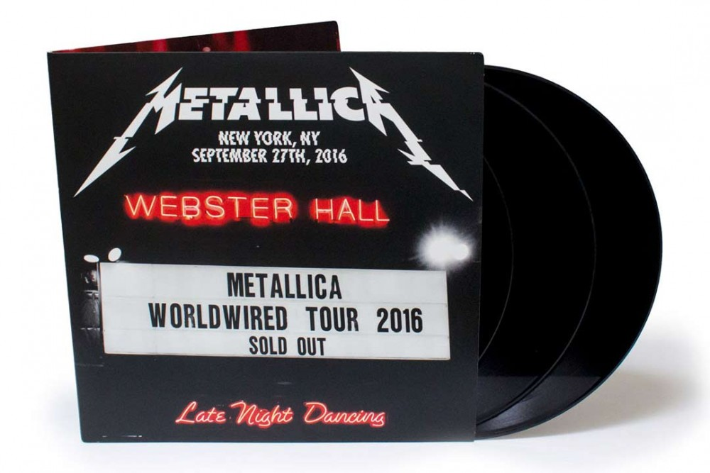 METALLICA, nouvel album live disponible le 5 mai !