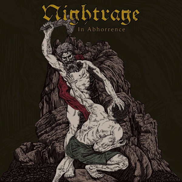 NIGHTRAGE :Nouveau clip pour ''IN ABHORRENCE'