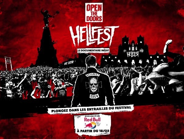 Open The Doors : Hellfest, le documentaire