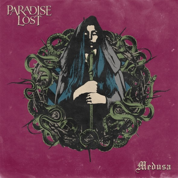 Paradise Lost : Lyric vidéo pour Until The Grave