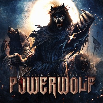 POWERWOLF :Tour Edition ''Blessed & Possessed''!