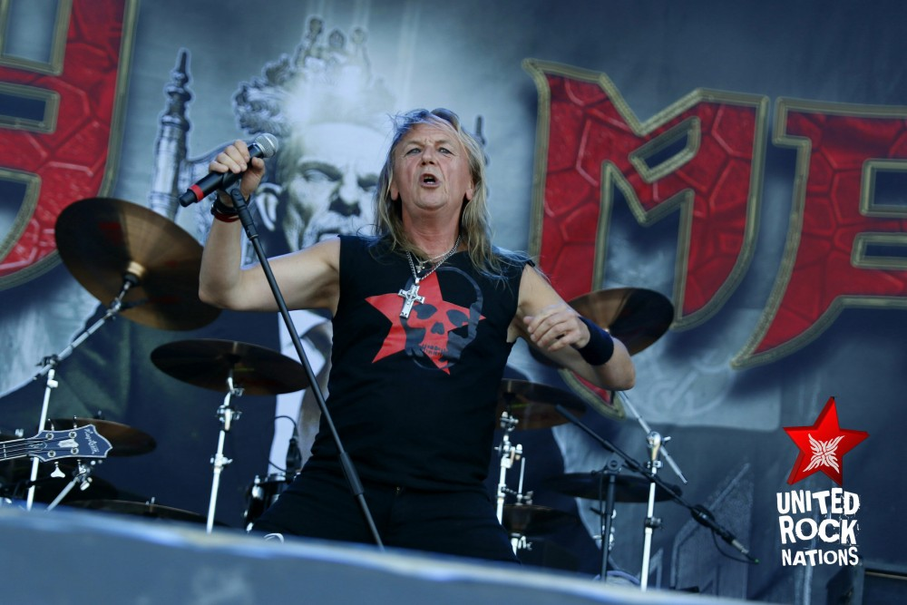 PRETTY MAIDS, en direct du Hellfest, @Main Stage 2, 17 juin 2017