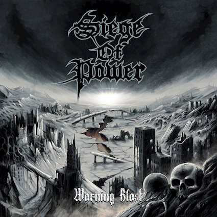 SIEGE OF POWER : Les détails de leur nouvel album. ''The Cold Room'' nouveau single dévoilé!