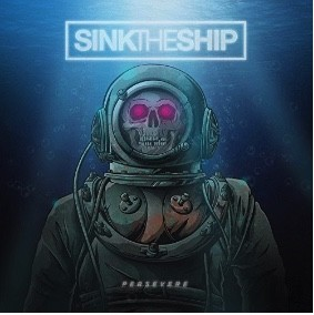 SINK THE SHIP : un second titre à découvrir. 1er single avec le chanteur de Chunk ! No, Captain Chunk (Sharptone Records)!