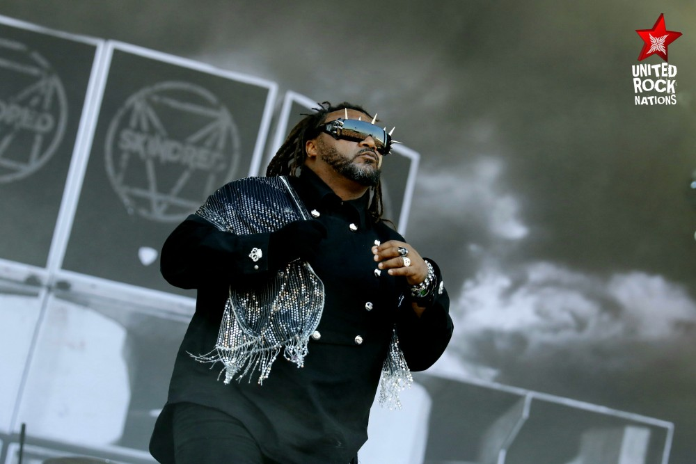 SKINDRED, en direct du Hellfest, @Main Stage 2, 18 juin 2017