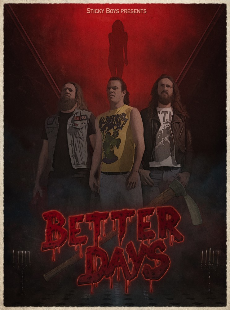 STICKY BOYS : Nouveau clip '' Better days''!