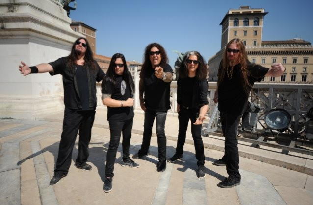 Testament, Annihilator et Death Angel de passage en France en décembre !