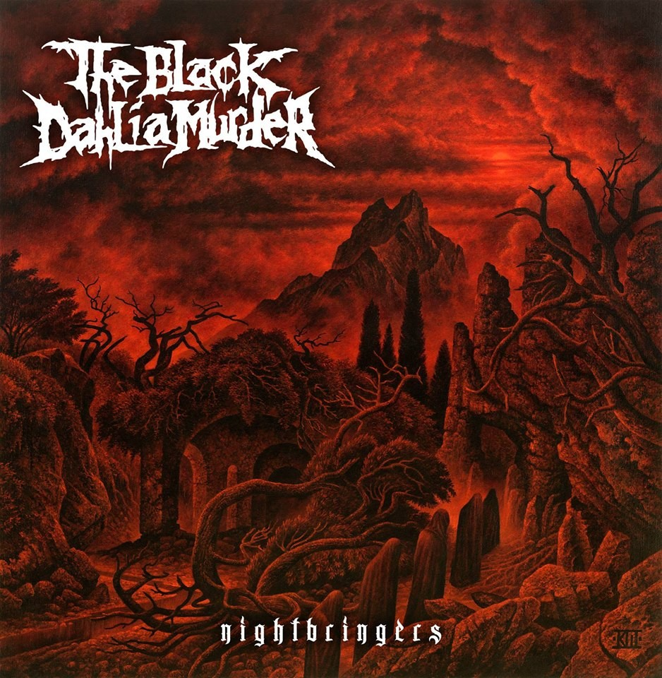 The Black Dahlia Murder : Cover du nouvel album et nouveau titre en live