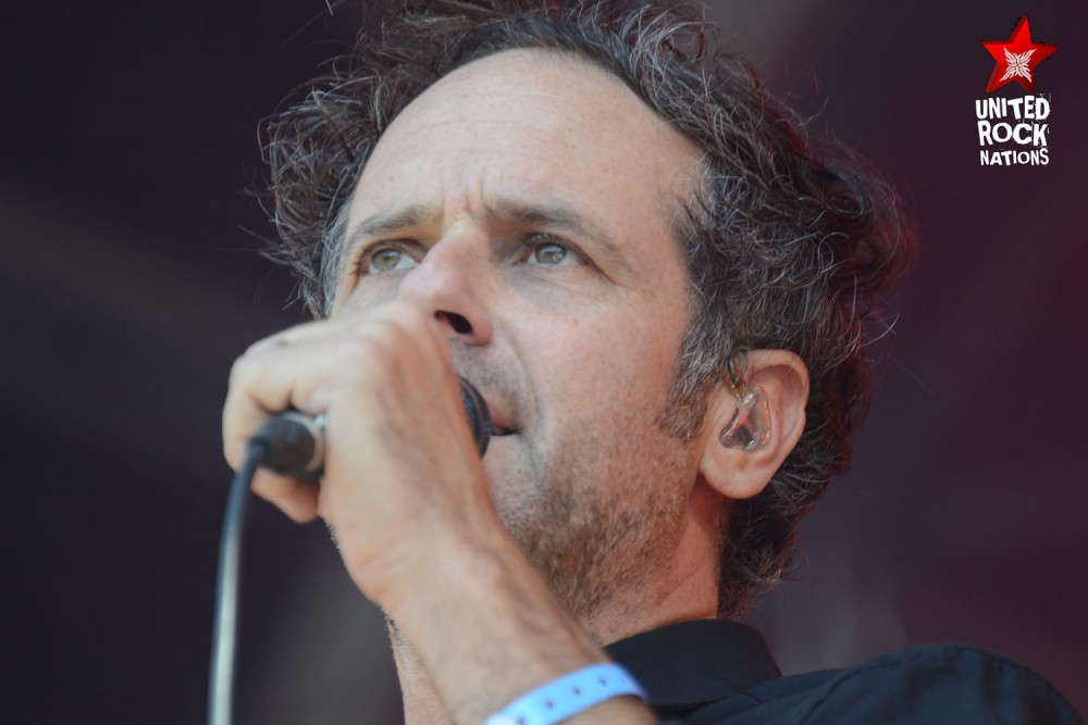 THE BOUNCING SOULS, en direct du Hellfest, @Warzone, 16 juin 2017