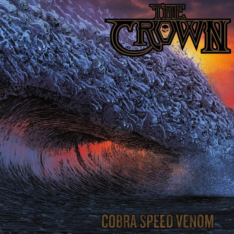 THE CROWN : Nouveau clip pour le titre ''Cobra Speed Venom''!