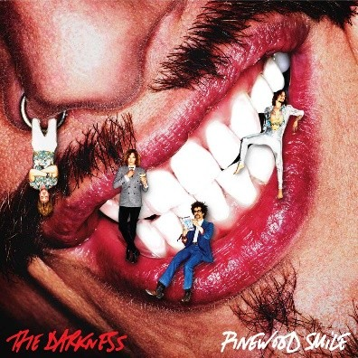 THE DARKNESS : ''All The Pretty Girls'' nouveau single!