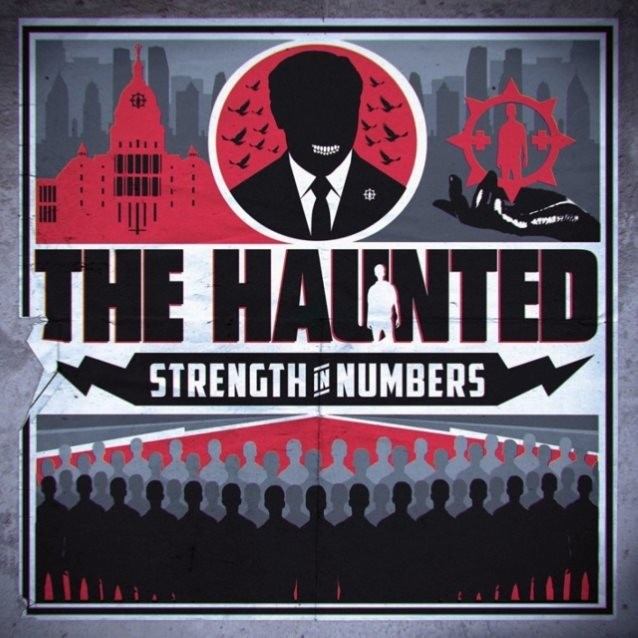The Haunted : Détails du prochain album.