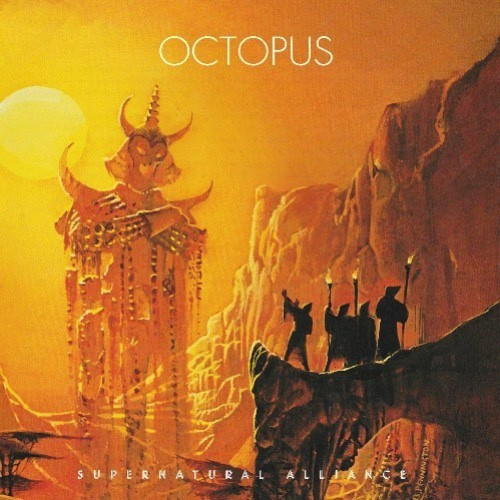 THE OCTOPUS : Nouvel album, sortie le 30 mars 2018!